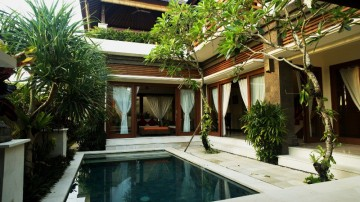 Comfortable 3 bedroom villa in Jimbaran