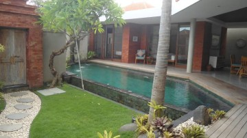Comfortable 3 bedroom villa in Kerobokan