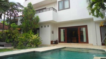 Nice 3 bedroom villa in Seminyak