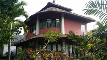Family Traditional Villa in Nusa Dua