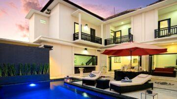 Nice 5 bedroom villa in good area of Kerobokan