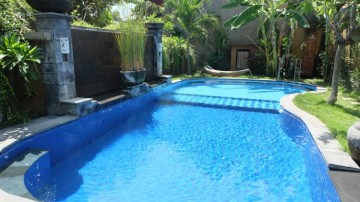 1 Bedroom apartment with villa style in Sanur