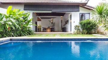 Beautiful 2 bedroom villa in quiet area of Umalas