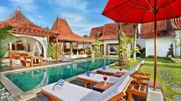 Huge 5 bedroom villa in Pererenan