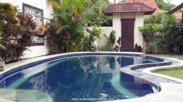 2 bedroom villa in tranquil area of Sanur