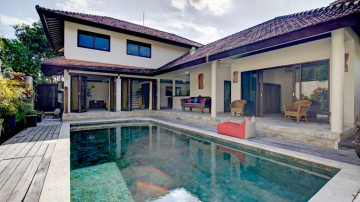 Lovely 2 bedroom private villa with pool in Umalas area