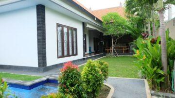 Lovely 3 bedroom villa in Canggu area