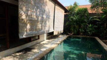 3 bedroom villa in a tranquil area in Sanur
