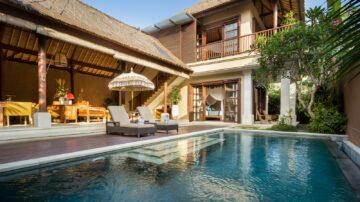 2 bedroom villa in Seseh Beach, North of Canggu