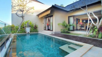 Nice 2 bedroom villa in quiet area of Jimbaran