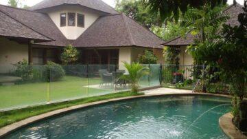 Beautiful tropical villa at Sanur