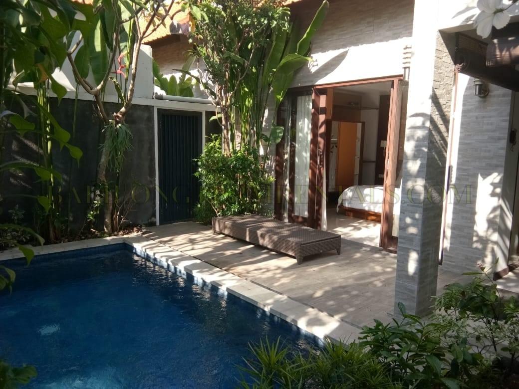 1 Bedroom private villa in Batu Bolong, Canggu area