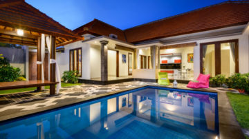 Lovely 3 bedroom villa in Sanur