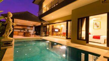 Beautiful 3 bedroom villa in Canggu area