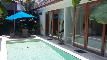 2 bedroom villa in Canggu with modern designed