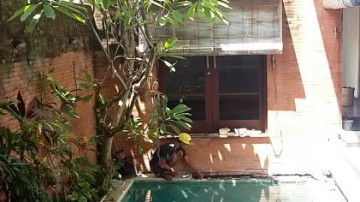 Newly renovated villa in tranquil area of Sanur