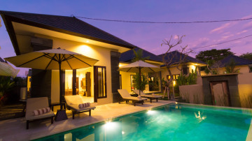Nice 2 bedroom villa in Canggu area