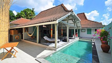 3 Bedroom area in quiet area of Canggu