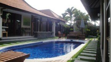 Tropical 3 bedroom villa