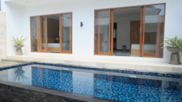 2 Bedroom villa quiet area off Ungasan