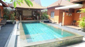 4 bedroom villa in tranquil area close to Uluwatu area
