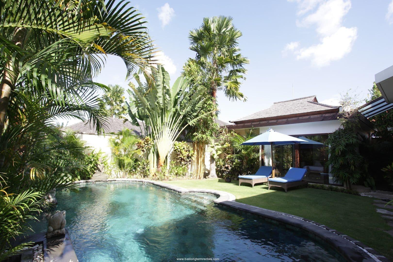 Beautiful 3 bedroom villa in Berawa Canggu