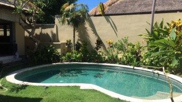 3 bedroom villa with tranquil area in Sanur