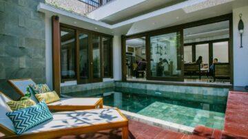Comfortable 3 bedroom villa in Seminyak