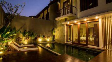 Nice 3 bedroom villa in Seminyak