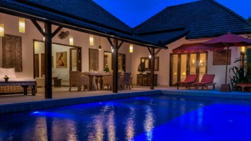 Tranquil 3 bedroom villa with beautiful garden