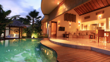 Luxury 3 bedroom villa with safety and quiet area of Canggu