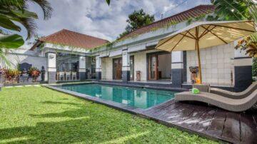 Lovely 3 bedroom villa in tranquil area of Umalas
