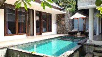 2 bedroom villa in peaceful place of North Sanur