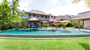 Beautiful Colonial Villa in tranquil area of Umalas