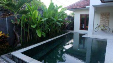 Newly renovated 4 bedroom villa in Sanur