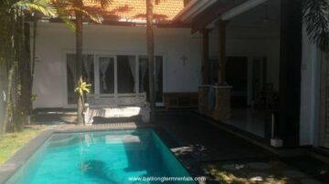 2 bedroom villa in good area of Canggu