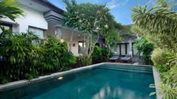 Nice 2 bedroom villa in Pererenan, Canggu