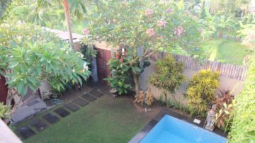 3 bedroom villa with tranquil area of North Canggu