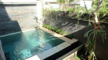 4 bedroom villa in tranquil area of Jimbaran