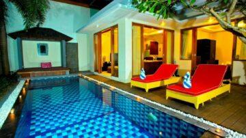 Private 2 bedroom villa in tranquil area of Umalas