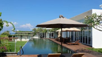 Luxurious 4 bedroom villa on Pandawa Cliff-top, Nusa Dua