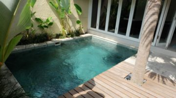 2 bedroom House with rice fields view in Canggu