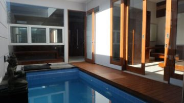 Brand new 2 bedroom stylish house in Canggu area