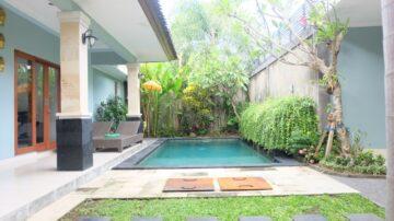 Nice 3 bedroom villa in Canggu area