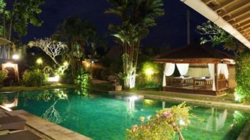 1 Bedroom Tropical Apartment in Umalas