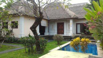 2 bedroom large villa in Sanur