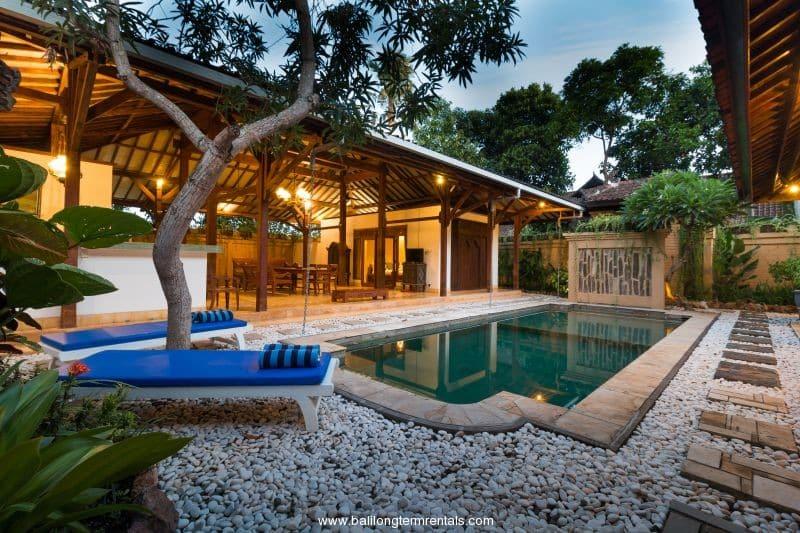 3 bedroom villa in seminyak