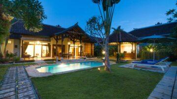 2 bedroom villa in Seminyak