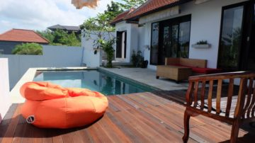 2 bedroom villa in quiet area of Uluwatu