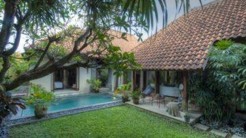3 bedroom villa in tranquil area of  Sanur